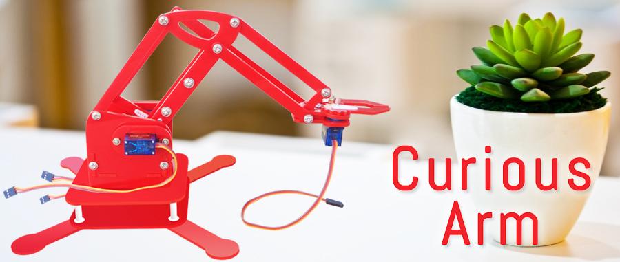 Curious Arm Kit4Curious