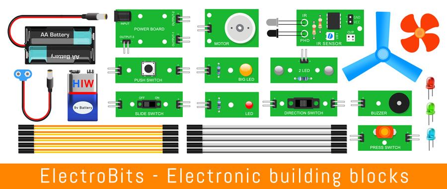 ElectroBits Kit4Curious